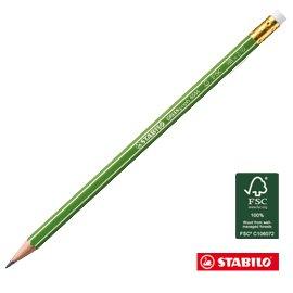 STABILO Bleistift 6004/HB