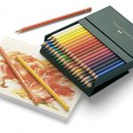 Faber-Castell 110038 – Farbstift POLYCHROMOS, 36er Atelierbox