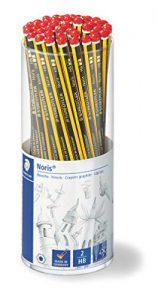 Staedtler Noris HB 2 Bleistift, 50 Stück