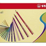 Premium-Buntstifte – STABILO Original – 38er Metalletui – mit 38 verschiedenen Farben